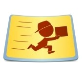 9213972-vector-illustration-cartoon-label-fast-delivery-badge